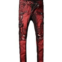 DHGate: Upto 50% + Extra $ 21 OFF on Balmain Jeans Orders