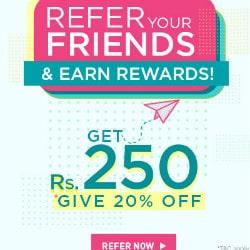 NetMeds: Refer & Get Flat ₹ 250 OFF on Each Referral !