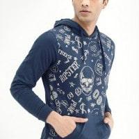 Koovs: Upto 60% OFF on Men's Hoodies & Sweatshirts