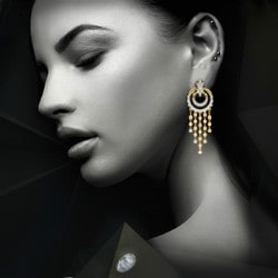 Bluestone: From ₹ 30,284 on Cascade Collection Jewellery