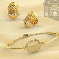 Bluestone: From ₹ 9,562 on Rajwada Collection Jewellery