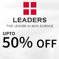 Nykaa: Upto 50% OFF on Leaders Orders