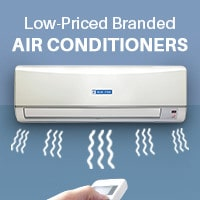 Upto 39% OFF on Air Conditioner Orders