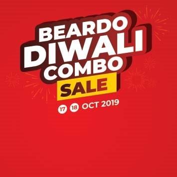 Diwali Sale: Flat 50% Off on Combos