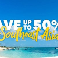 Trip.com: Upto 50% OFF on SouthEast Asia Bookings