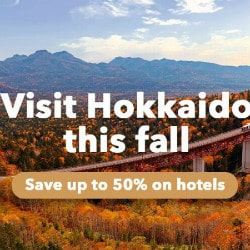Trip.com: Upto 50% OFF on Hokkaido, Japan Bookings