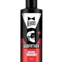 Flat ₹ 250 on Godfather Beard Wash (100ml) Orders