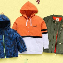 FirstCry: Min 30% OFF on Kid's Wear Boutique Orders