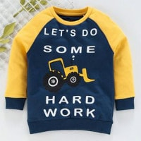 FirstCry: Upto 40% OFF on Sweatshirts & SweatJackets Orders