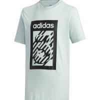Adidas India: Flat 40% OFF on YOUNG BOYS' ADIDAS BOX TEE