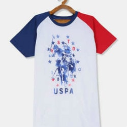 Shoppers Stop: Upto 40% OFF on Boys Wear (U.S. POLO ASSN.)