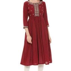 Shoppers Stop: Upto 50% OFF on Women's Indian Wear