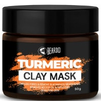 Flat ₹ 350 on Turmeric Clay Mask for Men Orders