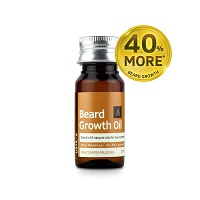 Get up to 35% OFF on Beard Growth Orders