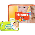 FirstCry: Get up to 50% off all Diapers for Babies Orders