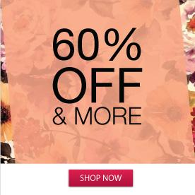 Limeroad: Upto 80% OFF on Flat 60 Mega Sale Orders