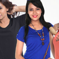 Get up to 70% off Women's Casual Clothing Orders