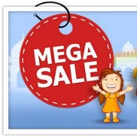 FirstCry: Get up to 80% off ALL Baby Mega Sale Orders