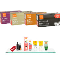 Get 14% off VLCC All In One Facial Kit Orders