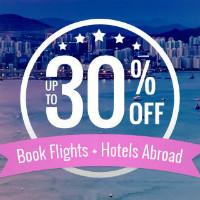 Ctrip: Get up to 30% off Flight + Hotel Bookings Orders