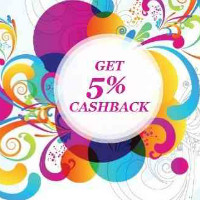 Shop Healthy: Get 5% Cashback off ALL Prepaid Orders Site-Wide