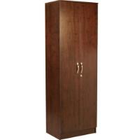Pepperfry: 42% OFF on Mintwud Nikorai Two Door Wardrobe (Walnut) Orders