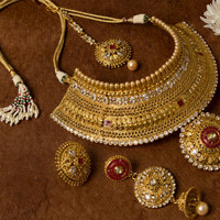 Upto 50% OFF on North Wedding JEWELLERY Orders