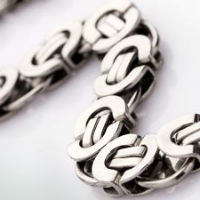 Upto 50% OFF on Men's SILVER Bracelets Orders