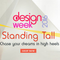 Bluestone: Standing Tall OFF on Design Week 2016 Heels Orders