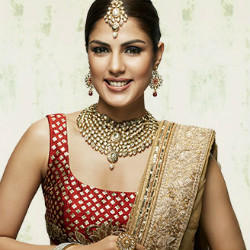Flat 50% OFF on Navrang Jewellery Inspired by Dil Se Dil Tak Orders