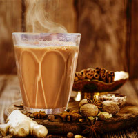 Try Out NEW Bombay Cutting Chai Flavored Blend Tea