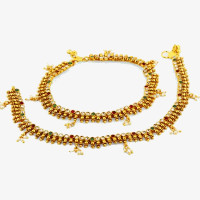 Flat 50% OFF on Anklets Orders