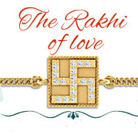Upto 50% OFF on Rakhi Jewellery Gifts Orders