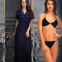 From ₹ 399 on Cotton Nightwear Sets Orders