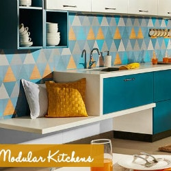 Modular Kitchens: 100% Customized Designs Created Only For You