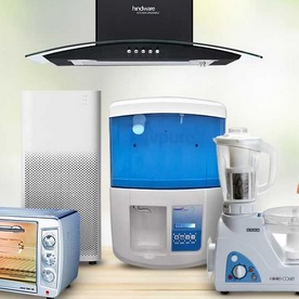 Flipkart: Upto 70% OFF on Small Appliances Orders