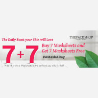 Nykaa: Upto 20% OFF on DearPacker Sheet Masks