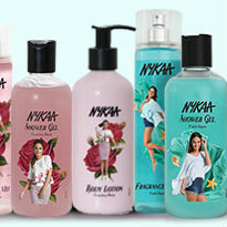 Nykaa: Upto 27% OFF on Nykaa Bath & Body !