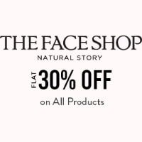 Nykaa: Flat 30% OFF on The Face Shop Natural Story