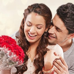 FlowerAura: Upto 25% OFF on Wedding Anniversary Flowers