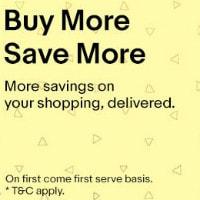 Ebay India: Flat ₹ 500 + ₹ 800 + ₹ 1,000 OFF on Best Price Store
