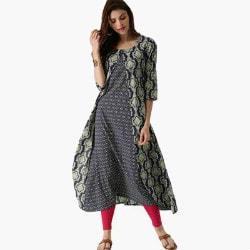 Shoppers Stop: Upto 70% OFF on LIBAS Kurtas | Salwar | Churidar Suits