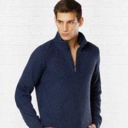 Max Fashion: Upto 40% OFF on Men's Winter Apparel