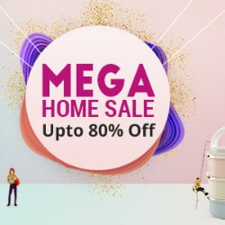 Upto 80% OFF on MEGA Home Sale !