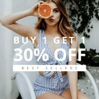 ZAFUL: Buy 1 Get 1 Flat 30% OFF on Bestseller Clothing !