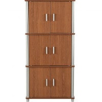 Flat 72% OFF on Jacob 3 Tier Storage Cabinet