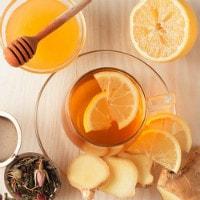 Flat 10% OFF on Fresh Lemon Mojito Green Tea