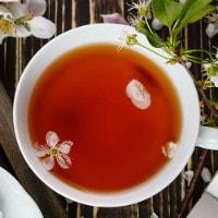 Flat 20% OFF on Vanilla Swirl Green Tea
