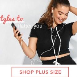SHEIN USA: Upto 40% OFF on Plus Size Styles