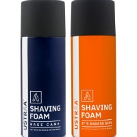Flat 40% OFF on Shaving Foam - Badass Sexy For Sensitive Skin